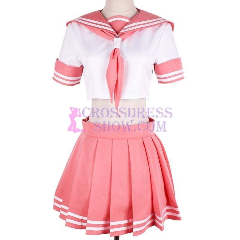 Sweet Cute Pink Uniform