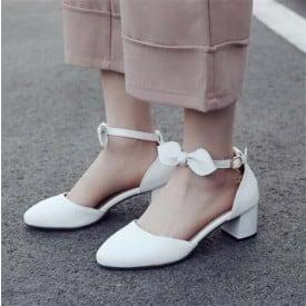 2 Inch Sweet Mary Janes Lolita Wedding Sandal