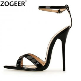 4.7 Inch Ankle Straps Party Show Sandal