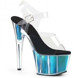 6 Inch Super High Clear Model Show Sandals