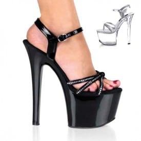 6 Inch Super High Deamond Sandals