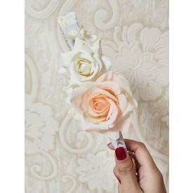 Black Lolita Accessories Flowers Poly Cotton Blend Accessory Miscellaneous