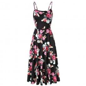 Floral Sling Dress