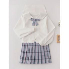 School Uniform JK Outfit Sailor Suit