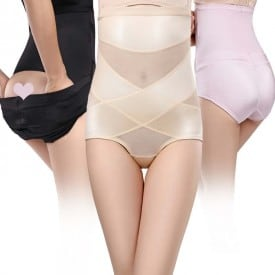 Waist Cincher Butt Lifter High Waist Trainer Control High Panties