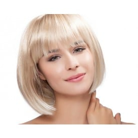 Cute Lace Short Light Brown Wig
