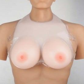 Halter Vest Breast Form