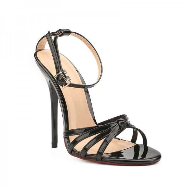 5 Inch High Lace Classic Sandals