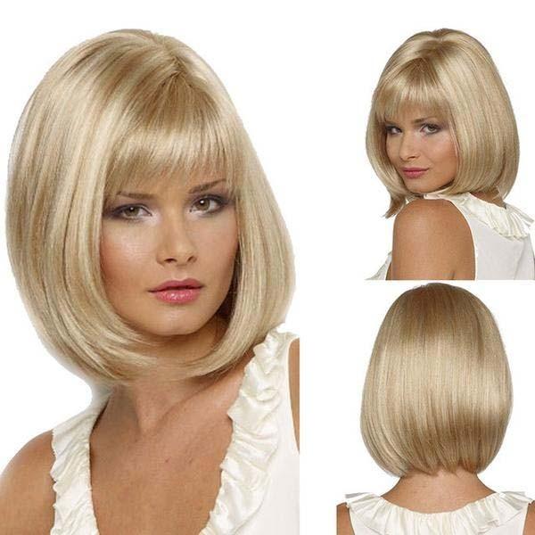 Lolita Style Blonde Wig